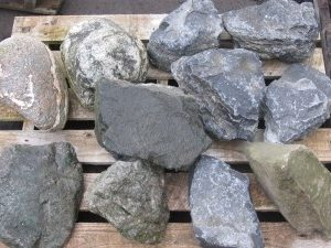 Mixed Rockery Stone