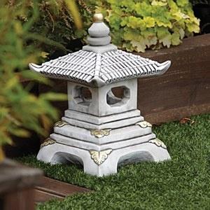 Japanese One Tier Pagoda