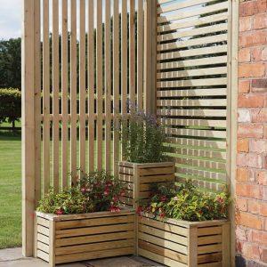 Garden Creations Corner Set