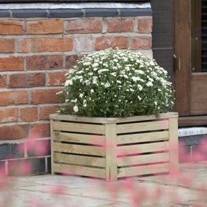 Garden Creations Square planter 450x450