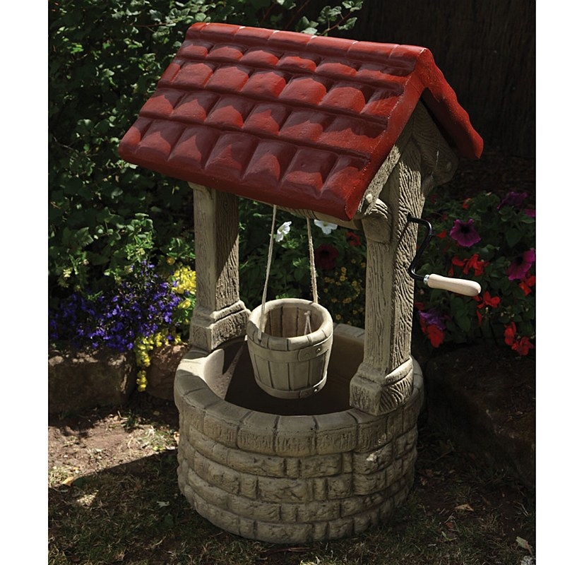 Large Wishing Well