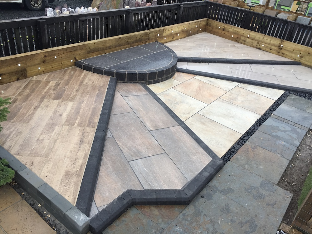 Porcelain Paving Gaining Popularity In Scotland The Cobble Shop