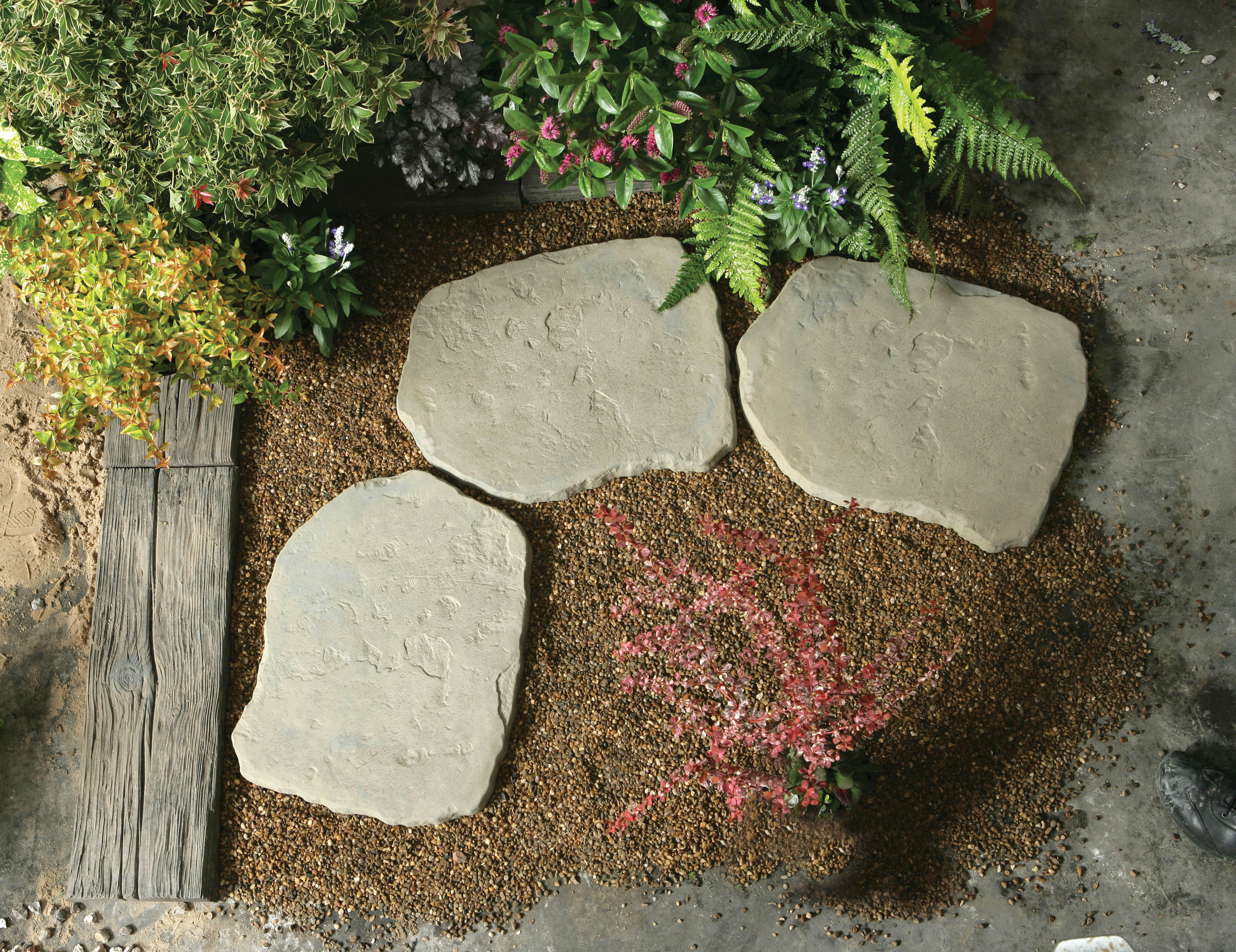 Random Stepping Stones Lakefell 600mm x 400mm - The Cobble Shop